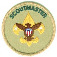 Scoutmaster Meeting @ TBD (Will send email with location week of meeting)
